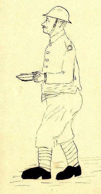 336x640 Echoes Of Journey's End R C Sherriff's Servant Morris