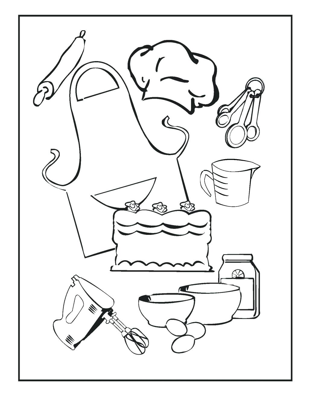 1024x1325 How To Draw Repair Tools Set Toys Coloring Pages And Drawing