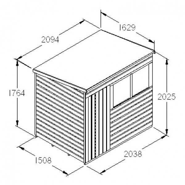 The Best Free Shed Drawing Images Download From 81 Free Drawings Of