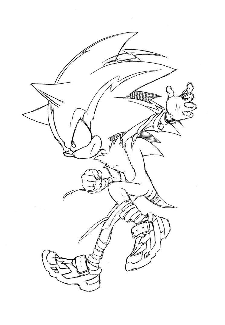744x1074 Shift The Hedgehog Collab ) By Grimlock1997