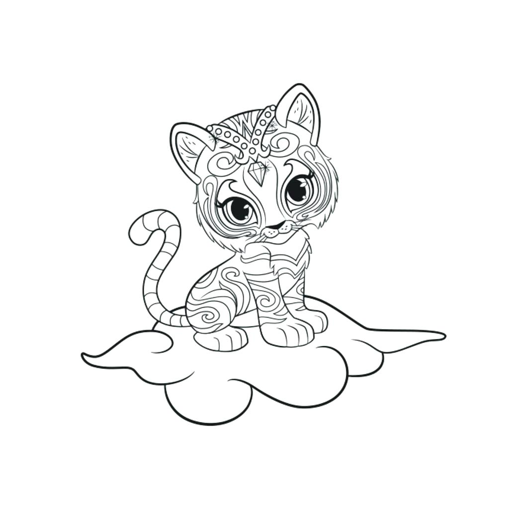 1024x1024 Shimmer And Shine Coloring Pages Shimmer Shine Coloring Pages