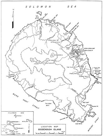 330x434 Battle Of Goodenough Island