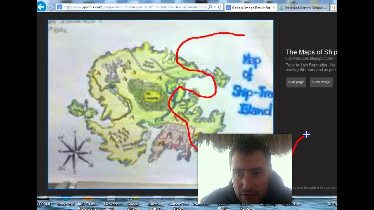 1280x720 4 Mapping Ship Trap Island