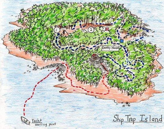 550x431 Ship Trap Island Map ~ Afp Cv