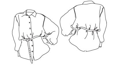 400x225 Sewing A Silk Shirt, Shirt Sewing Pattern, Make A Crisp White