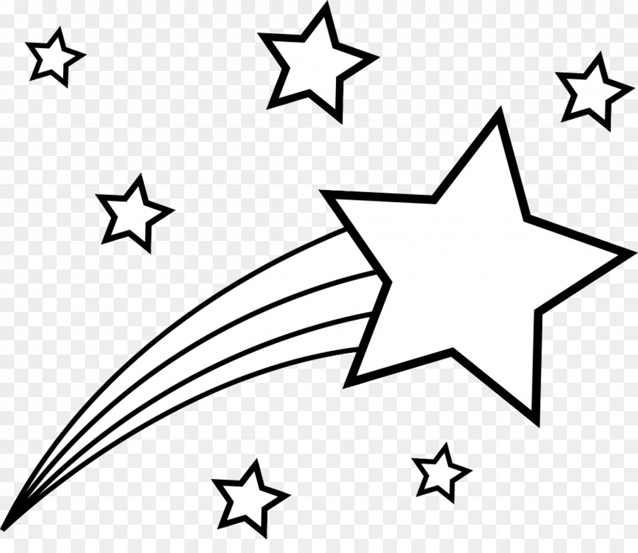 900x780 Coloring Book Star Drawing Clip Art