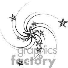 225x225 Nautical Star Tattoos Clipart