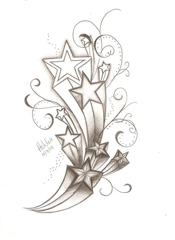 600x824 Stars This Is The Tattoo That I Have Always Wanted! But Now