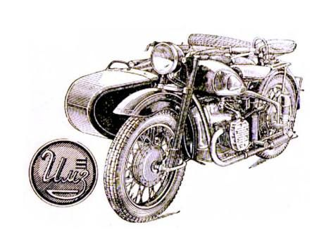 460x346 Ural Drawing Art I Like Sidecar, Honda Motorcycles