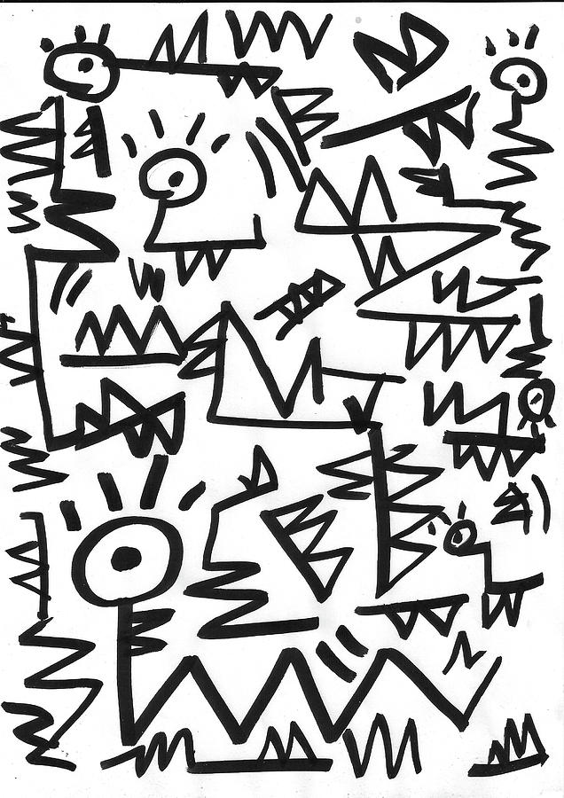 636x900 Art Signature Drawing By Gono Is Free