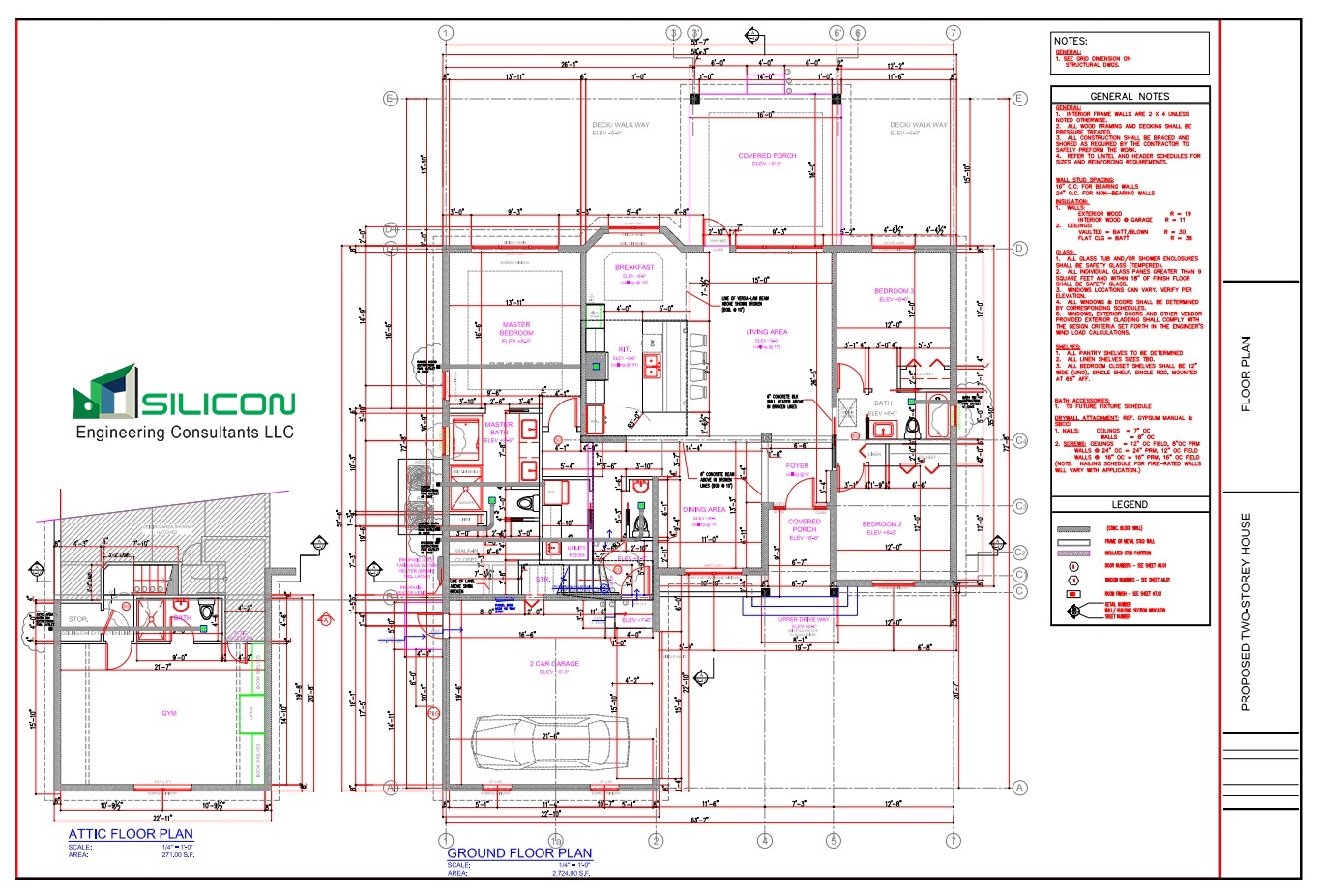 1366x926 Architectural Construction Drawing Services Usa Silicon