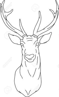 236x387 Whitetail Deerlijst[1600x1200] Decoupage Paintings