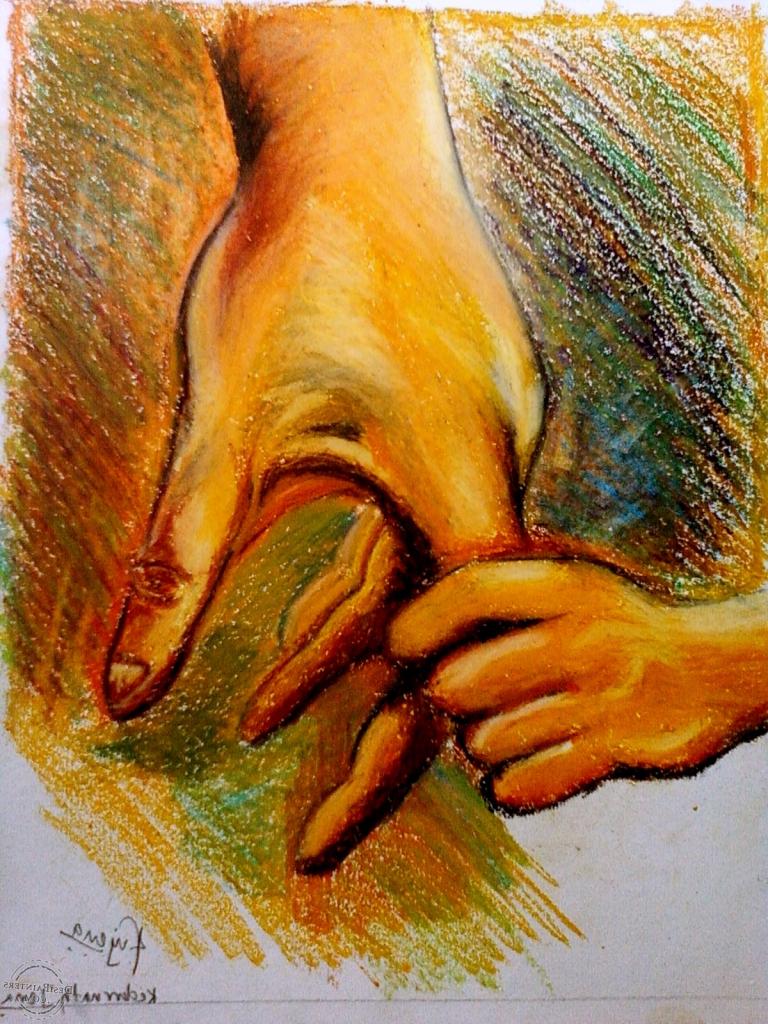 768x1024 Oil Pastel Drawings Gallery Oil Pastel Simple Drawing Simple Oil