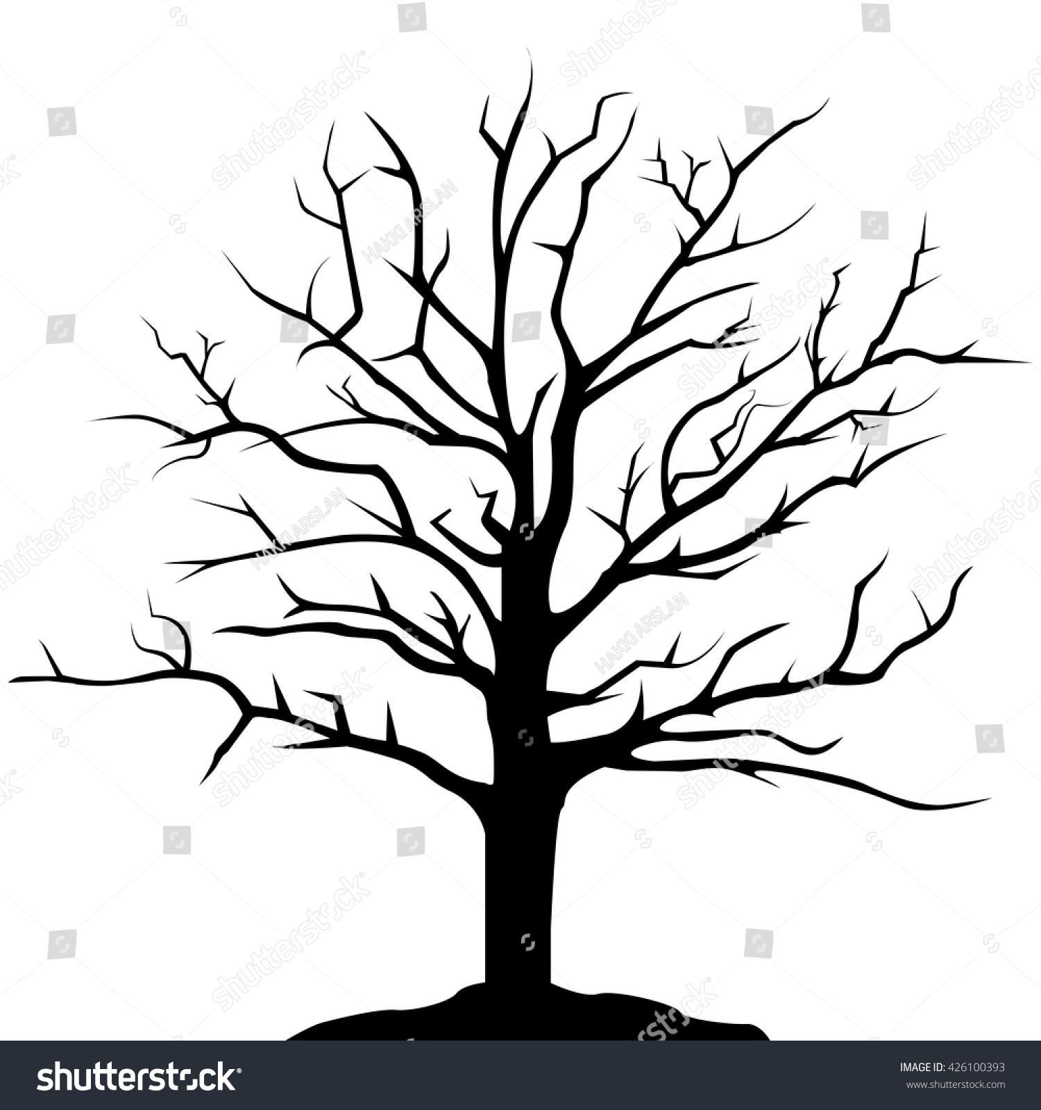 1500x1600 28+ Collection Of Tree Simple Drawing High Quality, Free