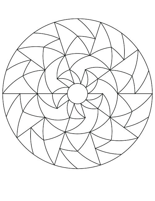 502x650 Sun Mandala Coloring Pages Mandala Coloring Pages Simple Sun