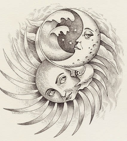 425x470 Moon And Sun Laurieaconley.jpg Bad Moon
