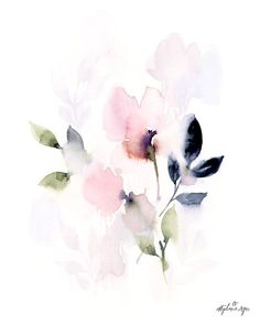 simple watercolor drawing at getdrawings com free for personal use