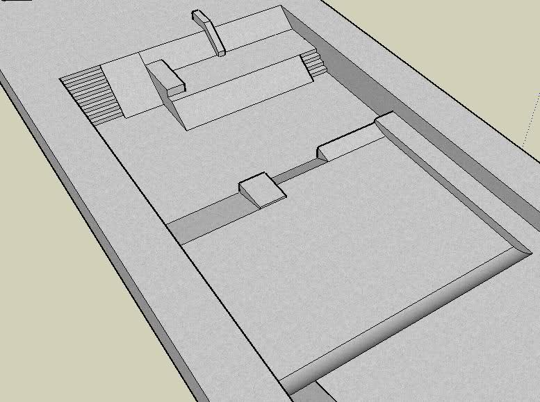 777x579 Sketchup Skateparks The Scooter Resource