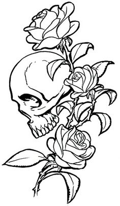 236x405 Rose Banners And Skull Rose Reference Banners