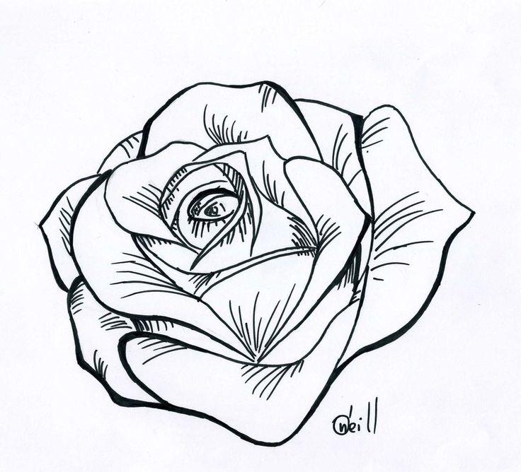Skeleton Hand Holding Rose Drawing At GetDrawings