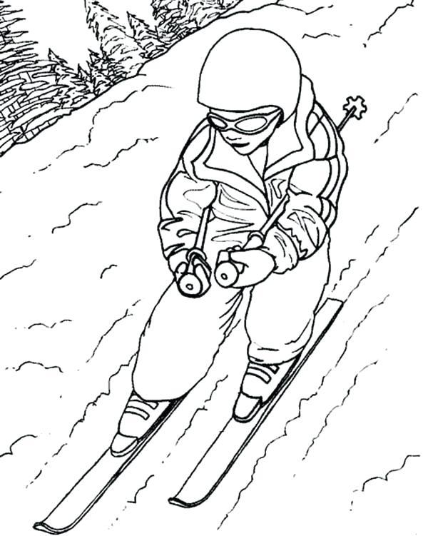 Ski Lift Drawing at GetDrawings | Free download