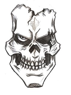 236x314 Cool Drawing Of Skulls