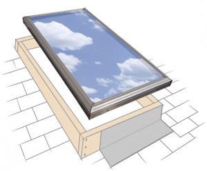 300x248 Skylight Replacement Armor Shield Roofing