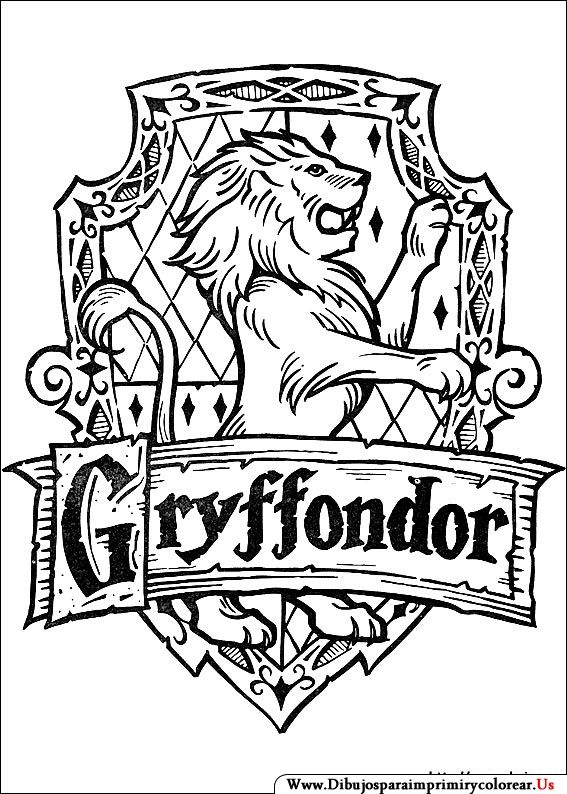 567x794 Dibujos De Harry Potter Para Imprimir Y Colorear Potter Hub
