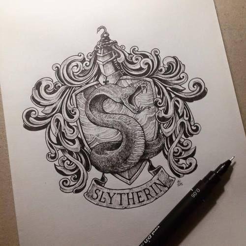 500x500 Slytherin, Harry Potter, And Hogwarts Image Slytherin