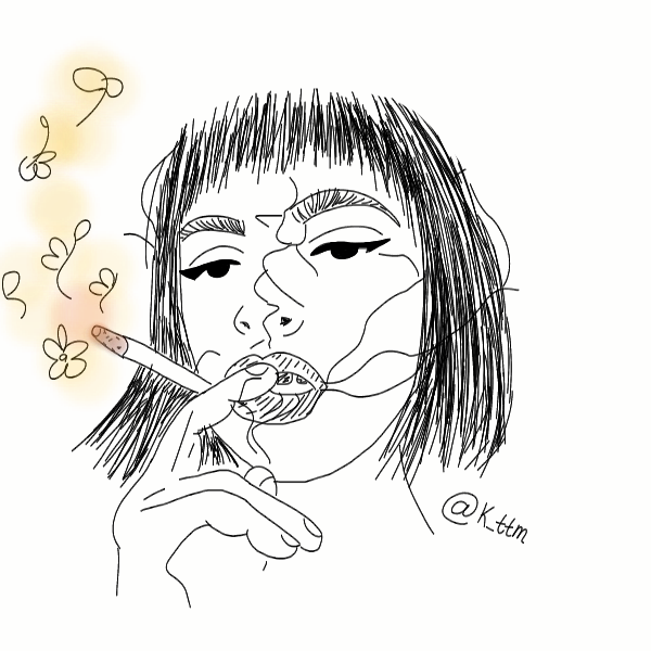 Smoke Drawing Tumblr At Getdrawings Com Free For Personal Use