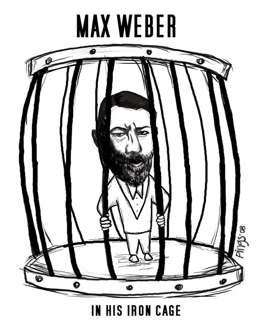 900x1125 Max Weber Sociology
