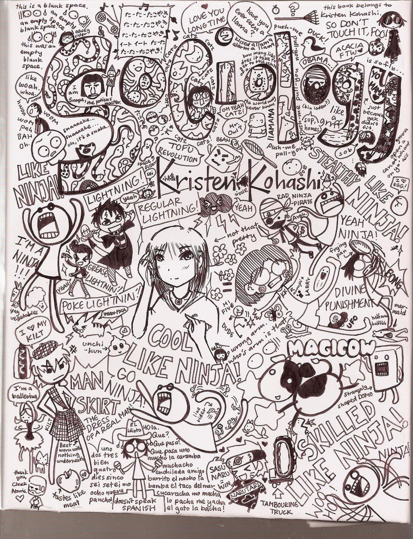 1024x1337 Super Random Sociology Cover By Tenkkay