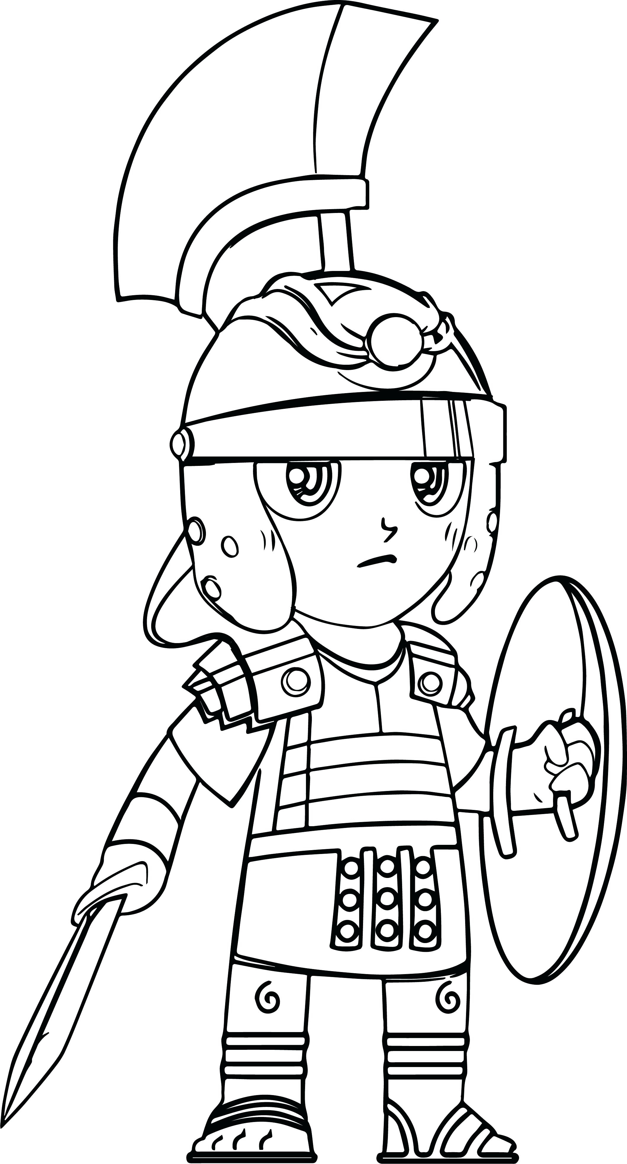 2119x3935 Photos Roman Soldier Coloring Pages,