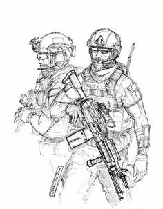236x303 Army Soldier Drawing C R E A T I V E A R T Soldier