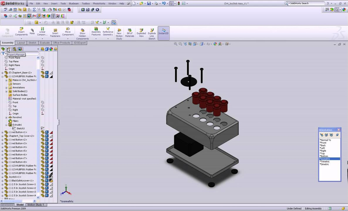 Assembly Solidworks Personal Choice Free com Of Your Use Exploded For Drawing View Getdrawings At