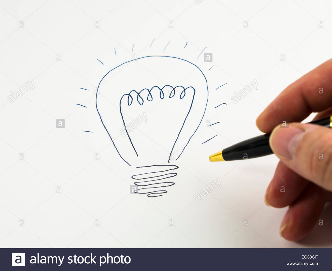 1300x1064 Hand Drawing A Light Bulb, Idea, Inspiration, Flash Of Inspiration