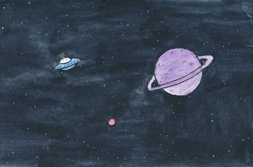 500x331 Planets Drawing Tumblr