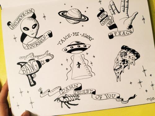 Space Art Drawing Tumblr