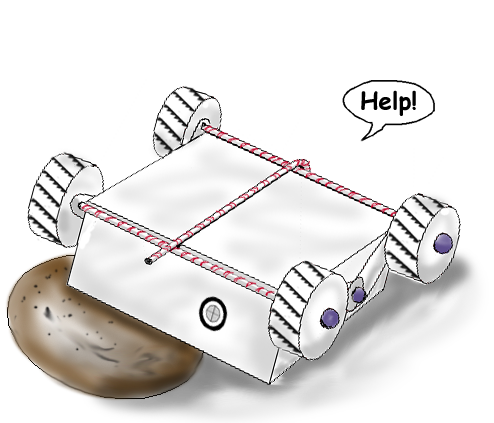 494x423 Make A Balloon Powered Nanorover! Nasa Space Place
