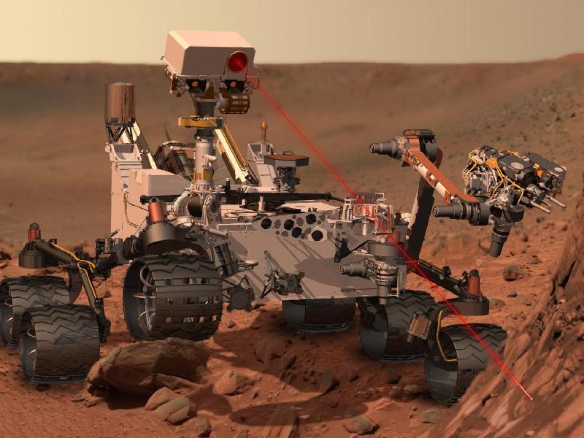 1200x900 Mars Rover