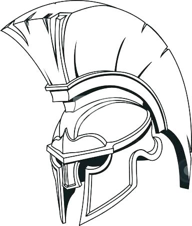 384x450 Spartan Coloring Pages Spartan Coloring Pages Pin Drawn Soldiers