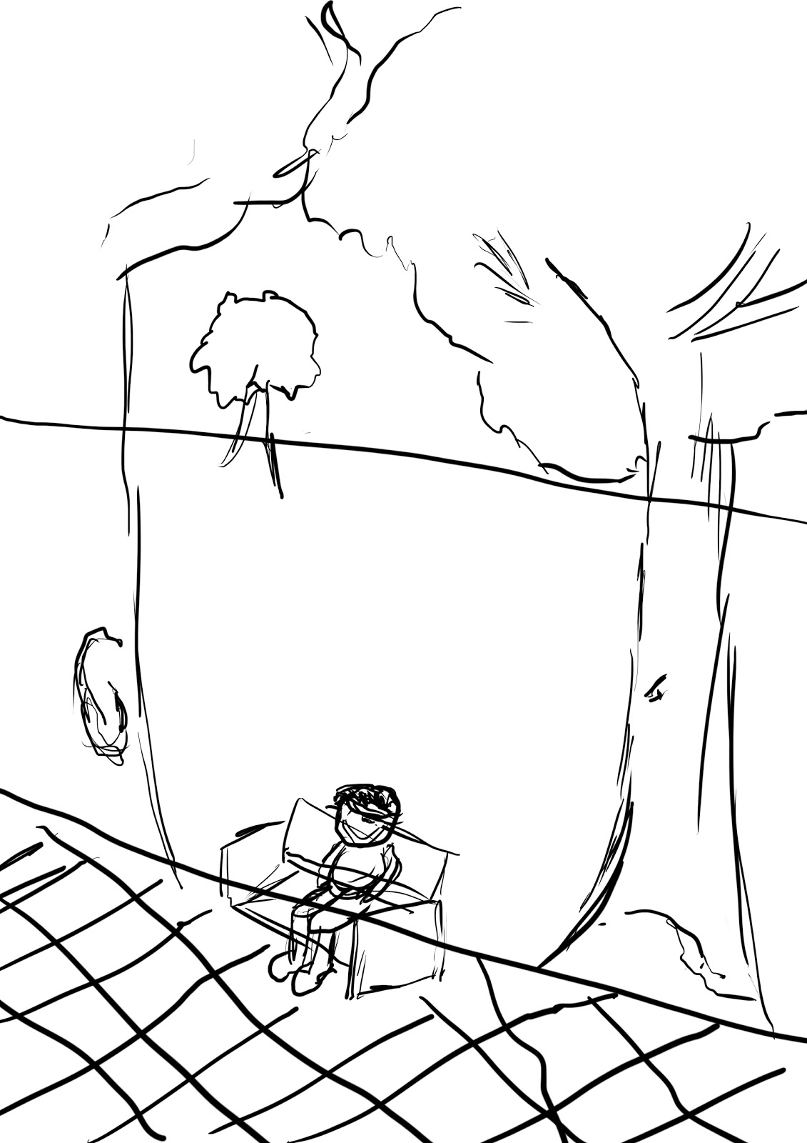 1131x1600 Graphics Tablet + Perspective Drawing For Games Yr 2