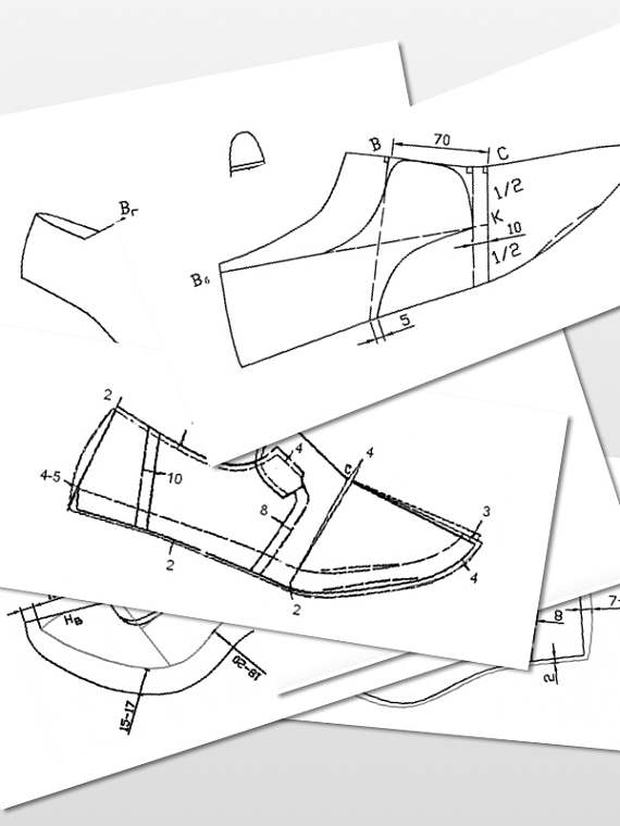 570x760 Pdf File Of Footwearshoe(Pumps, Derby, Loafers,oxfords, Boots