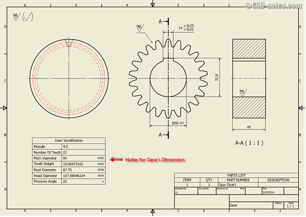 602x426 Automate Standard Additional Notes In The Drawing Cadnotes
