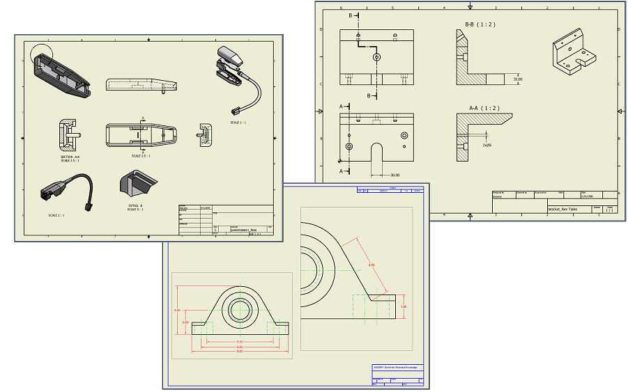 901x563 Drawing Autodesk Inventor Standards With Style Cadalyst