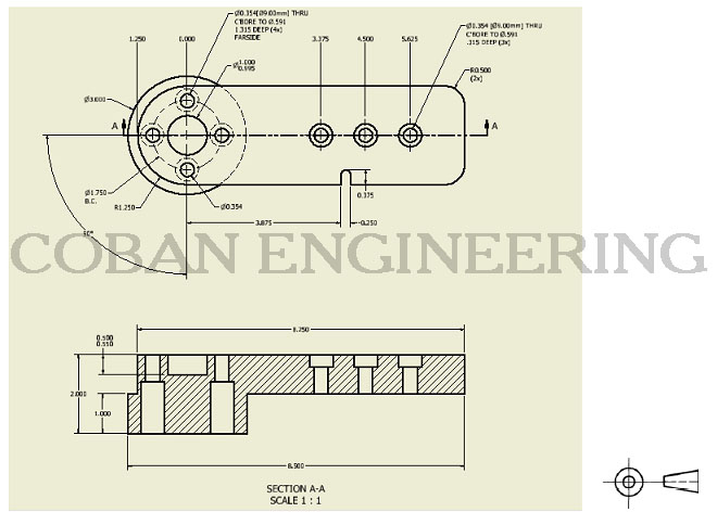 660x472 Technical Drawings Lines,geometric Dimensioning And Tolerancing