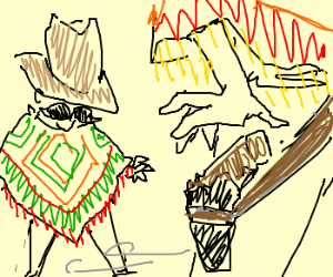 300x250 Mexican Standoff