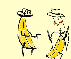 300x250 Banana Standoff