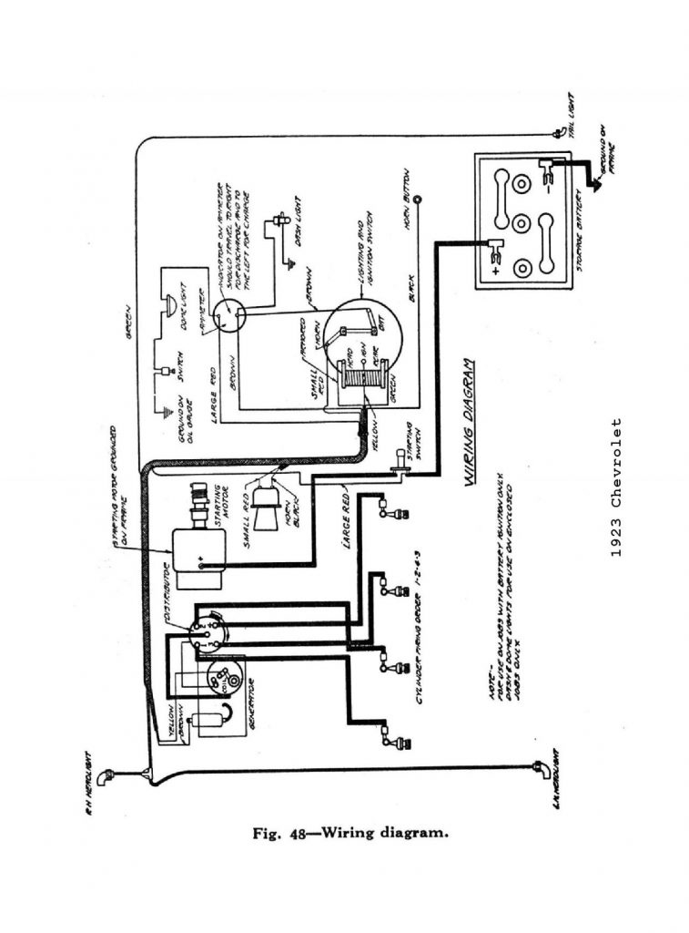 Chevy Starter Relay Wiring Diagram Electrical Circuit Electrical