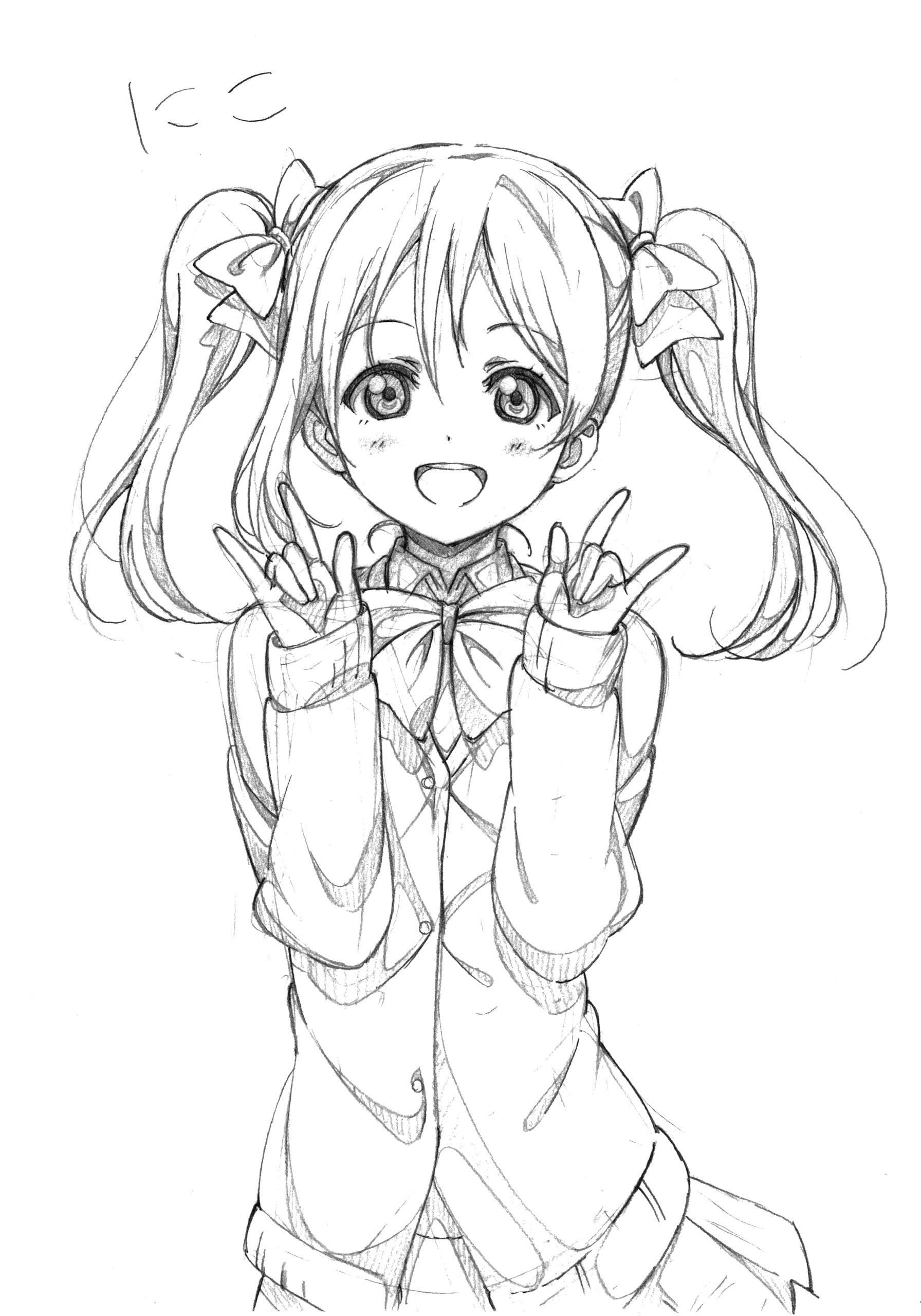 1792x2560 Nico Nico Nii! I Say This When I'M Bored It's Really A Great